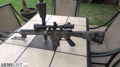 For Sale/Trade: KRYPTEK - Rock River Arms LAR-8 7.62