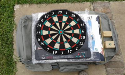 *New in Box* Electronic Dart Board