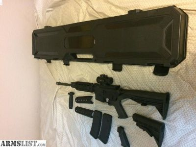For Sale: AR-15 with bump stock