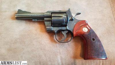 For Sale: Colt Trooper .357 1964