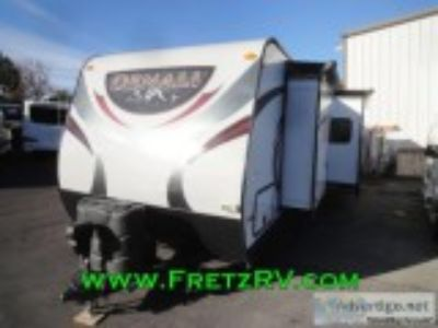 Used Dutchmen Denali RK Travel Trailer RV for Sale Class