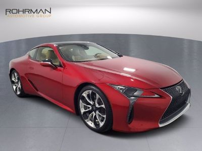 2018 Lexus LC LC 500 (Infra-Red)