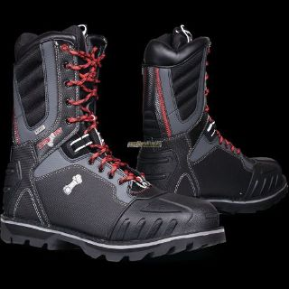 Find Motorfist Stomper Boot 2.0 - Black motorcycle in Sauk Centre, Minnesota, United States, for US $229.99