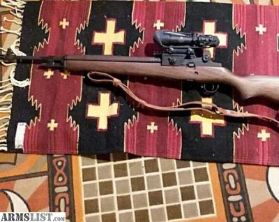 For Trade: M1a National match
