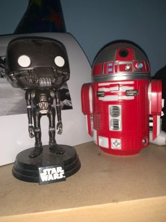 Star Wars Collectible Toys