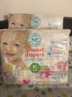 $5 each diapers