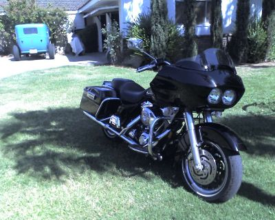 Road Glide fuel injected TRADE for Rod or Offers over 9900 Cash