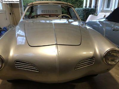 1964 Karmann Ghia Convertible( Price Reduced)