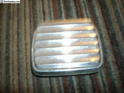VW Bug Chrome Rear Ash Tray 56 - 79 Yr
