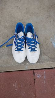 Adidas Soccer cleats, size 8