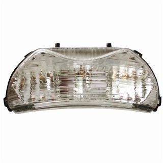 Sell Clear Lens Tail Light Honda CBR600 CBR 600 F4 F4i 04-07 motorcycle in Ashton, Illinois, US, for US $39.99