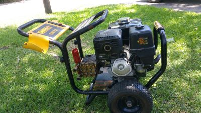 Looking for someone that can fix a pressure washer