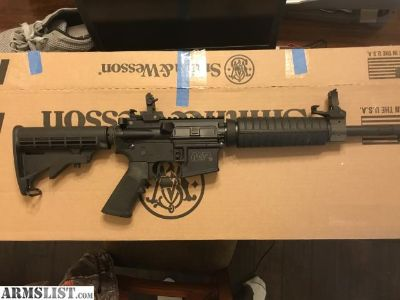 For Sale: S & W MP-15