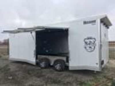 2019 Mission Trailers 8.5' x 24' Pinnacle Premium Series Car Hauler