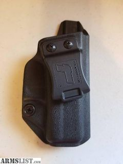For Sale: Tulster Holster for Glock 43, Pearce +1 G43 Mag extension, and Fab Defense +4 G43 Mag extension (Kingman, AZ)