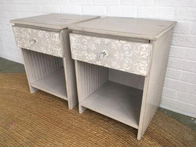 Pair of cute night stands!