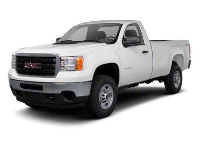 2013 GMC RSX Work Truck (Summit White)