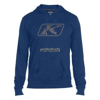 Sell KLIM Podium Hoody - Blue motorcycle in Sauk Centre, Minnesota, United States, for US $49.49