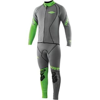 Purchase Slippery Fuse 2015 Wetsuit & Jacket Gray motorcycle in Holland, Michigan, United States, for US $199.95