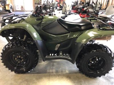 2012 Honda FourTrax Rancher 4x4 ES with EPS Utility ATVs Fairfield, IL