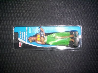 Hula Girl Car Auto Truck Dashboard Dancing Hawaii Doll