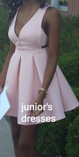 Juniors dress