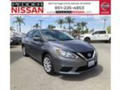 Used 2017 Nissan Sentra Gray, 68.7K miles
