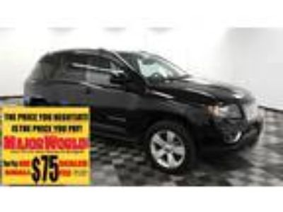 $15995.00 2015 Jeep Compass with 26846 miles!