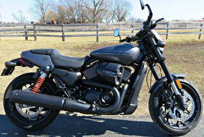 2017 Harley-Davidson Street Rod Cruiser Motorcycles Marengo, IL
