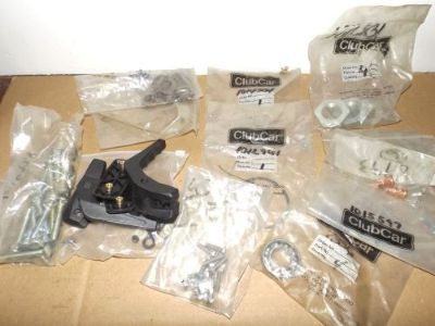 Buy CLUB CAR DS Golf Cart NOS OEM Parts Lot Box Sale Bracket Bearing Nut Washer Etc. motorcycle in Cantonment, Florida, United States, for US $20.00