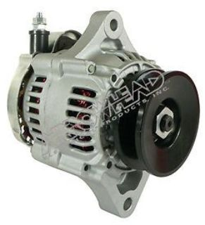 Purchase NEW ALTERNATOR FOR JOHN DEERE EXCAVATOR 27 27C 27ZTS 35 35C 35ZTS 50C 50ZTS MORE motorcycle in Lexington, Oklahoma, United States, for US $179.95