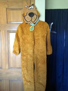 Scooby Doo costume, like new, smoke free in Darboy, crossposted