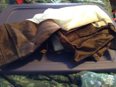 King size Bed Skirt