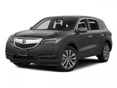 2016 Acura MDX Base w/Tech (Black)