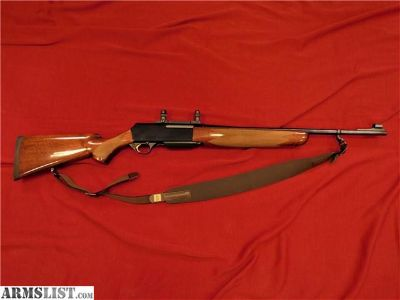 For Sale: NICE 1997 BROWNING BELGIAN BPR RIFLE