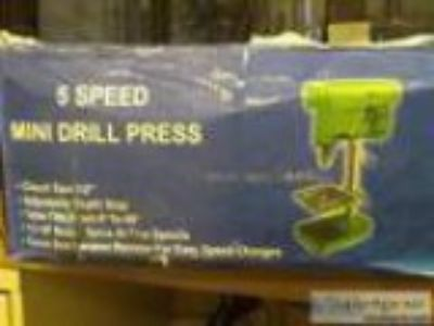 speed Mini Drill Press