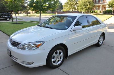 04 toyota camry xle
