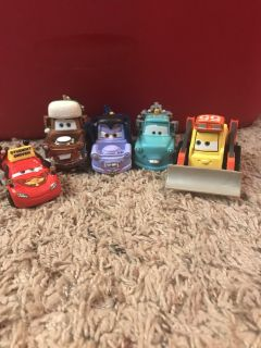 Cars movie characters special edition