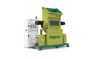 EPS recycling with GREENMAX MARS C100 densifier