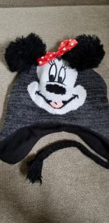 Disney winter hat one size fits all asking $2.00