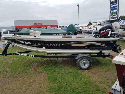 2003 Smoker Craft 150 STINGER Aluminum Fish Boats Boats Kaukauna, WI