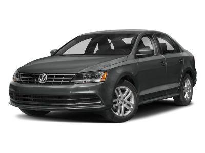 2018 Volkswagen Jetta 1.4T S (Silk Blue Metallic)