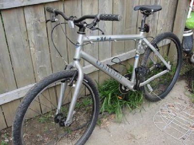 $300 OBO Cannondale-1FG-single speed mountain bike