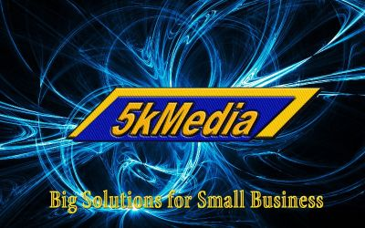 Small Business Owner? 5kMedia can help your business GROW