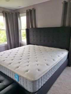 MUST GO Brand new mattress sets in plastic, Delivery Available!