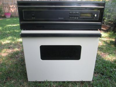 Old Model Kenmore Upright Oven