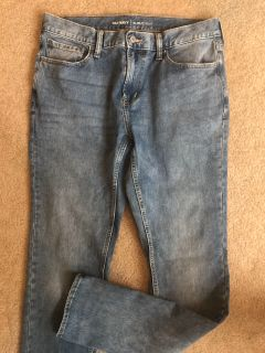 Men s size 32/34 slim fit jeans never worn perfect condition