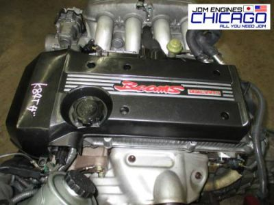 Purchase Toyota Altezza Lexus IS200 JDM 3SGE Beams Dual VVT-i Engine Manual Trans motorcycle in Elk Grove Village, Illinois, United States, for US $999.00