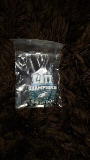 Eagles - Super Bowl Champions Pin - Offer 8 of 10