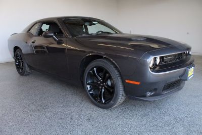 2018 Dodge Challenger SXT (Granite)